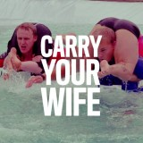 Finland: Wife Carrying