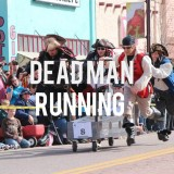 USA (Colorado): Try winning the coffin race