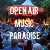 Belgium: Open Air music paradise