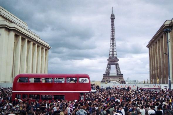 Techno parade - Paris